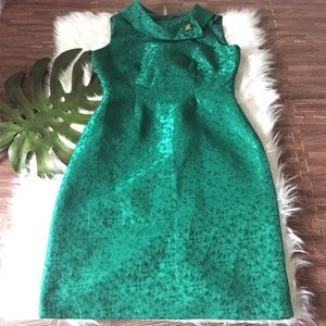 Tahari Zip up Dress